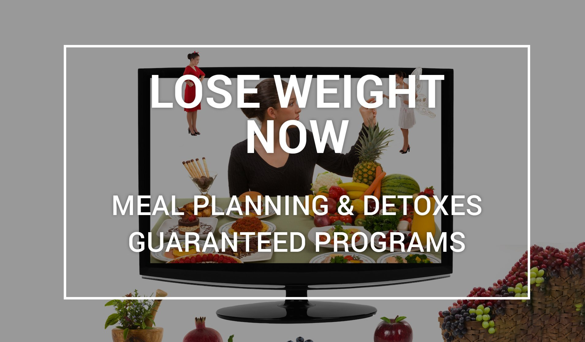 lose weight plate main