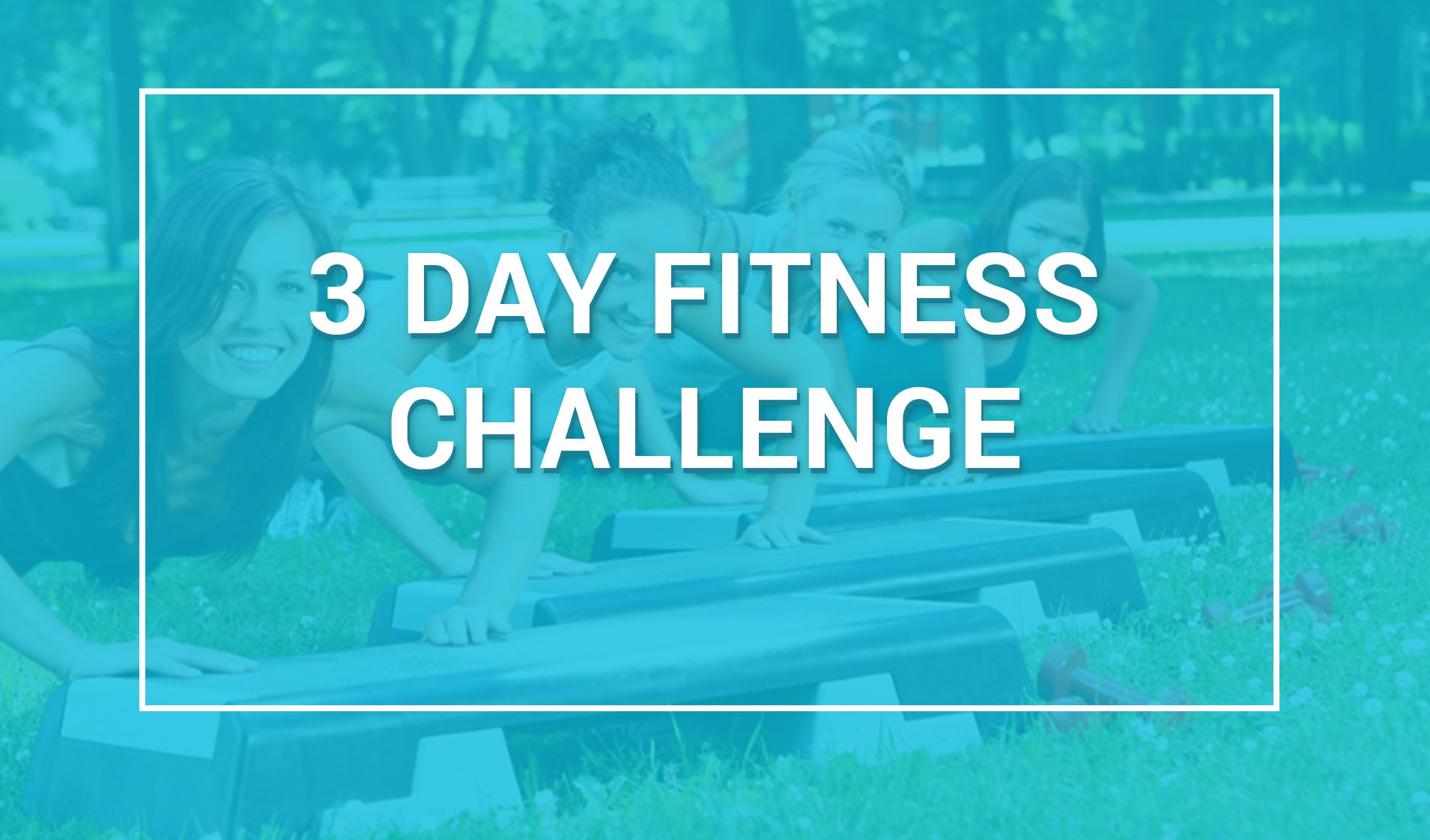 3 day fitness challenge hover11
